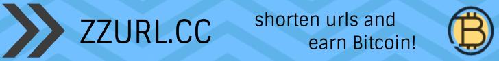 ZZ URL - shorten urls and earn Bitcoin!
